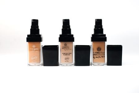 Maqpro foundations