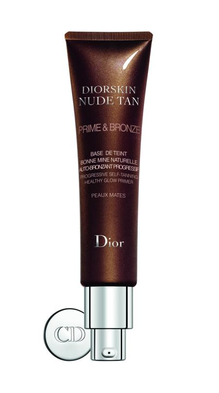 Diorskin Nude Tan Prime And Bronze 002 Peaux Mates